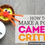Make a Pop-Up Camera Critter!