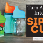 Sippy Cup Alternative for Parents on the Go