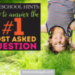 Homeschool Hints: How to Handle THE Socialization Question