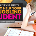 Homeschool Hints: Help Your Struggling Student