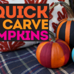 7 Quick and Easy No Carve Pumpkin Ideas